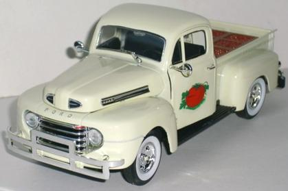 Ford F1 Pickup 1949 - Tomato Crate