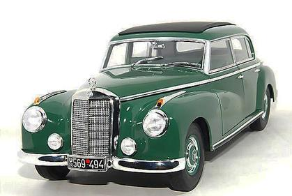 Mercedes-Benz 300 1955