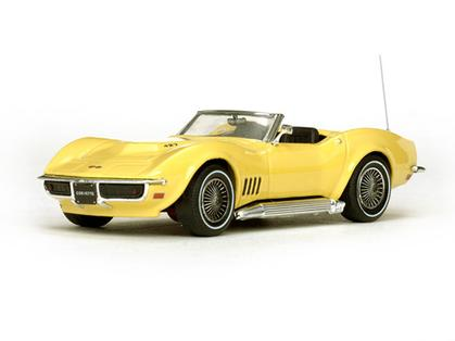 Chevrolet Corvette Open Convertible 1968