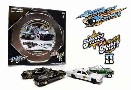 Hollywood Film Reels Series 1 - Smokey and the Bandit I & II