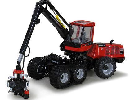 Komatsu 931.1 Harvester