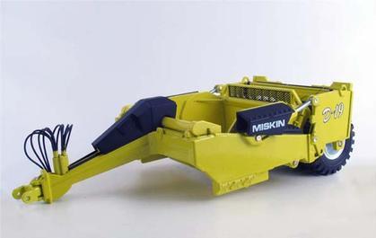 Miskin D-19 Scraper