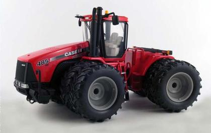 Case IH Steiger 485HD Dual-Wheeled Tractor