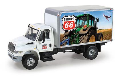 International DuraStar Delivery Truck