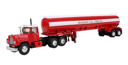 Mack R-Model with 42' Water Tank Trailer