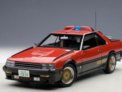 Nissan Skyline (DR30) Seibu-Keisatsu Machine RS-1