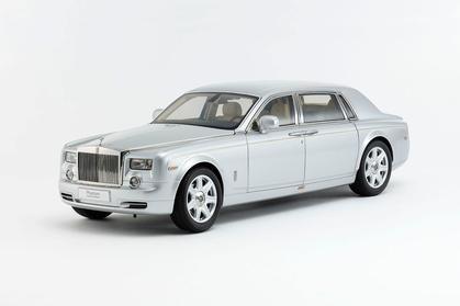 Rolls-Royce Phantom EWB 2003