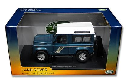Land Rover Defender 90 TDI County
