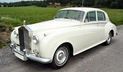 Rolls Royce Silver Cloud II 1960 (1 Left)