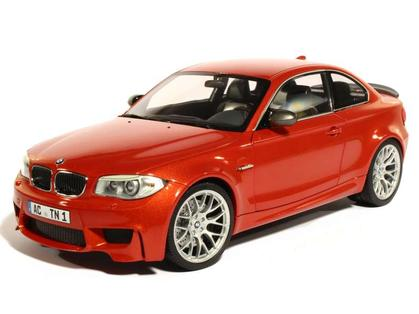 BMW M1 Coupe 2011