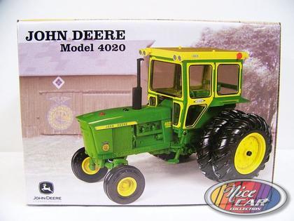 John Deere Model 4020 Diesel Tractor
