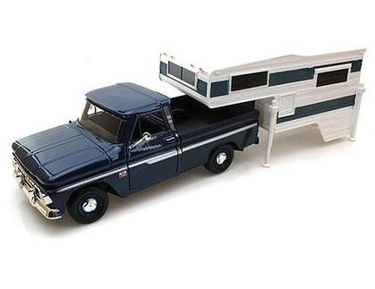 Chevrolet Pick-Up C-10 1966 with Camper