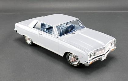 Chevrolet Malibu SS 1965 L79 Code