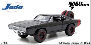 Dodge Charger R/T 1970 Off Road