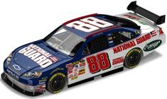 Dale Earnhardt Jr. #88 National Guard National Guard Impala SS 2008 - Elite