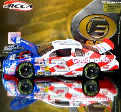 Dale Earnhardt #3 GM Goodwrench / 1996 Olympics Monte Carlo Elite
