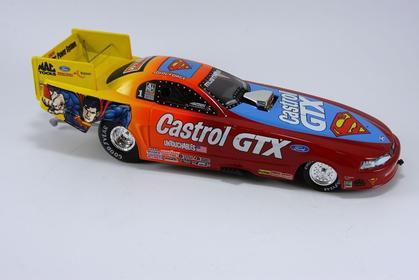 John Force Castrol/Superman 1999 Mustang Funny Car