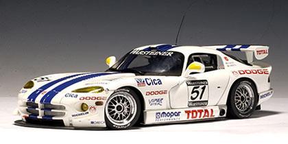 Dodge Viper GTS-R 1997  Sebring O. Beretta / Ph. Gache /51