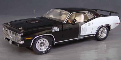 Plymouth Barracuda 440 6pak 1971