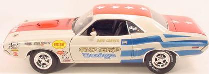 Dodge Challenger SS/DA HEMI 1971 Gil Kirk's Rod Shop