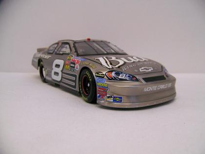 Dale Earnhardt Jr. #8 Budweiser 2006 Monte Carlo Brushed Metal