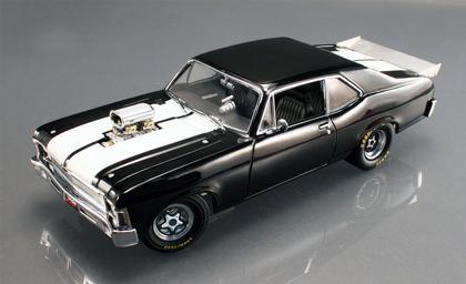 Chevrolet Blown Drag Nova 1970