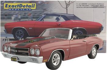 Chevrolet Chevelle LS6 1970 Convertible