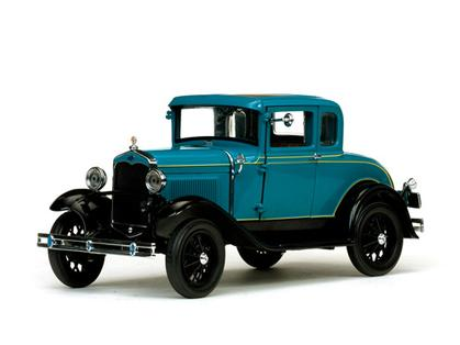 Ford Model A Coupe 1931 **Low Stock**
