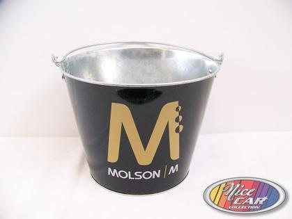 Molson - Inox Ice Bucket