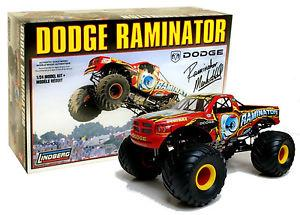 Dodge Raminator Monster Truck