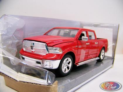 Dodge Ram Laramie Limited 1500 2014