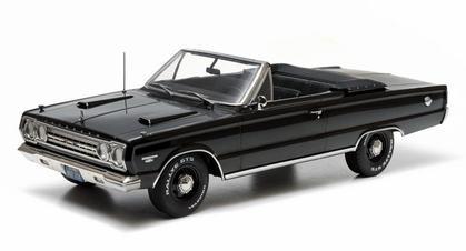 Plymouth Belvedere GTX Convertible 1967