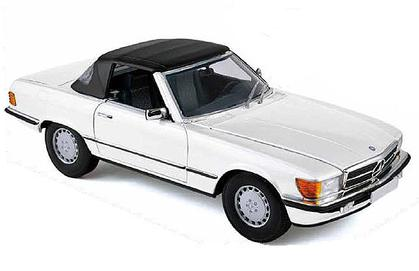 Mercedes-Benz 200 SL 1986