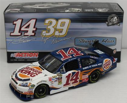 Tony Stewart #14 Burger King 2010 Impala