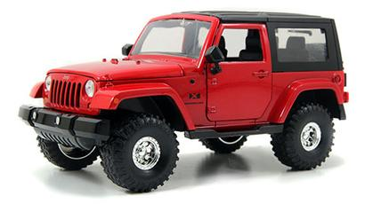 Jeep Wrangler 2007 Off-Road