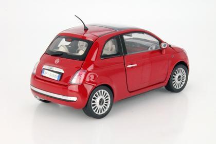 Fiat Nuova 500 2012