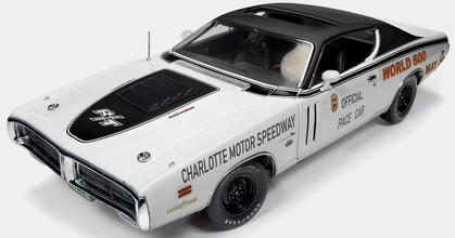 Dodge Charger 1971 World 600 Pace Car