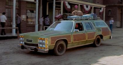 National Lampoon S Vacation 1983 1979 Family Truckster Wagon Queen