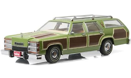 National Lampoon's Vacation (1983) - 1979 Family Truckster ...