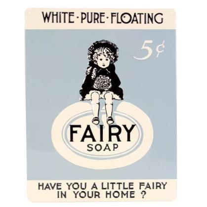 Fairy Soap (savon) (Embossed)