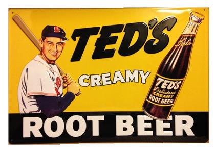 Teds Root Beer (Embossed)