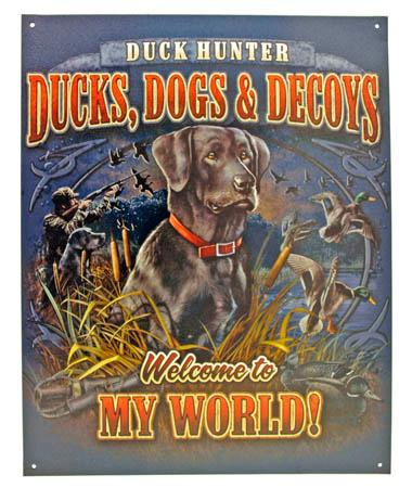 Ducks, Dogs and Decoys