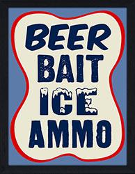 Beer Bait Ice Ammo