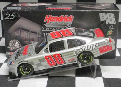 Dale Earnhardt Jr. #88 HENDRICK MOTORSPORTS 25th TEST CAR 2009 Car