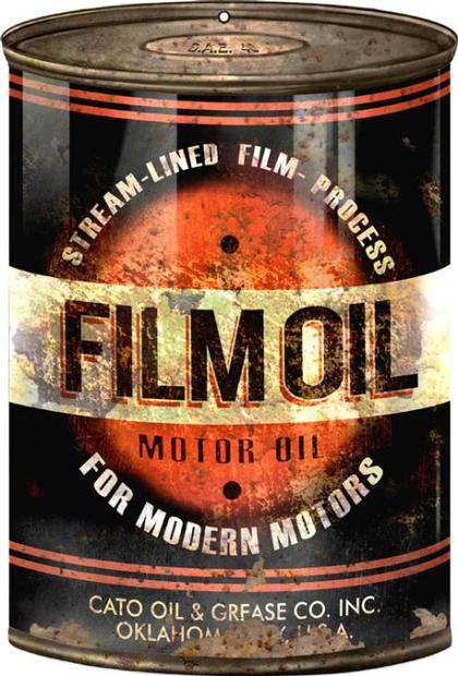 Film Oil Can