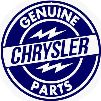 Chrysler Genuine Parts Round