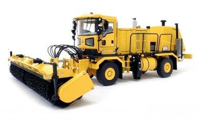 Sweepster S3100B Sweeper Oshkosh H Series