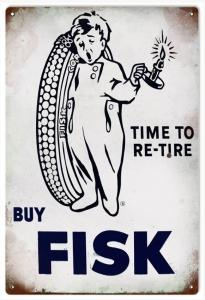 Time To Re-Tire Buy Fisk