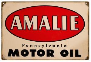 Amalie Pennsylvania Motor Oil