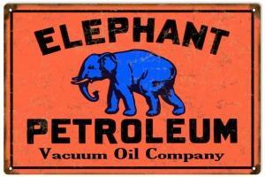 Elephant Petroleum Vacuum Oil Company